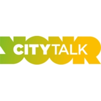 Logo of radio station Radio City Talk