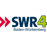 Logo of radio station SWR4 BW Stuttgart