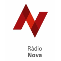 Logo of radio station Ràdio Nova