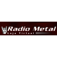 Logo of radio station Radio Metal Brazil