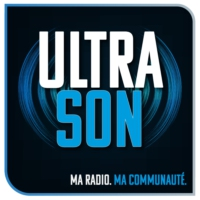 Logo of radio station Ultrason