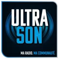 Logo of radio station Ultrason