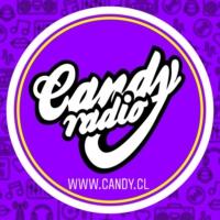Logo de la radio Candy Radio Chile