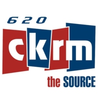 Logo of radio station CKRM 620