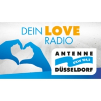 Logo of radio station Antenne Düsseldorf - Love Radio