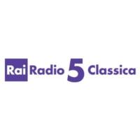 Logo of radio station Rai Radio5 Classica
