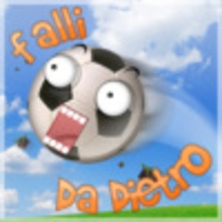 Logo of the podcast Falli da Dietro