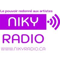 Logo of radio station NIKY Radio