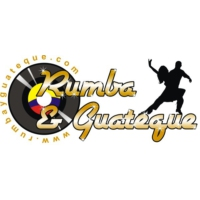 Logo of radio station Rumba y Guategue