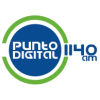 Logo of radio station Punto Digital