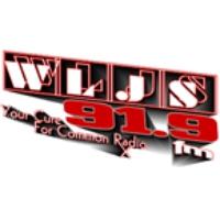 Logo de la radio WLJS Jacksonville State Univ. 91.9 FM