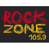 Logo of radio station RockZone 105.9