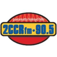 Logo de la radio 2CCRfm 90.5