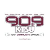 Logo of radio station KTSU 90.9 FM