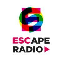 Logo of radio station ESCape Radio