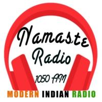 Logo de la radio Namaste Radio