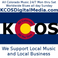 Logo de la radio Colorado Music Network