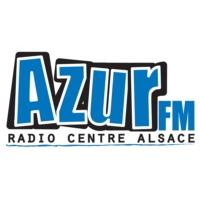 Logo of radio station Azur FM Colmar et sa région