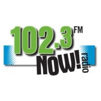 Logo of radio station CKNO-FM 102.3 NOW!