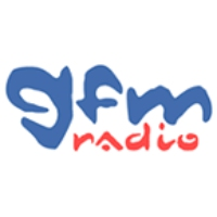 Logo of radio station GFM Radio