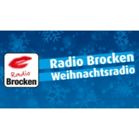 Logo of radio station Radio Brocken - Weihnachtsradio