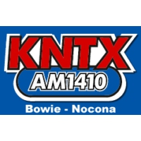 Logo of radio station KNTX 1410 AM