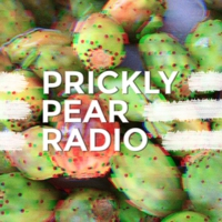 Logo de la radio Prickly Pear Radio