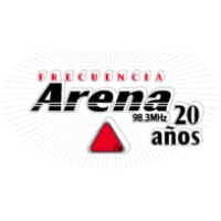 Logo of radio station Frecuencia Arena 98.3