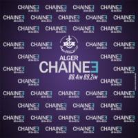 Logo of radio station Radio Alger Chaîne III