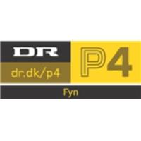 Logo of radio station DR P4 Fyn  96.8 FM Sonder Hojrup