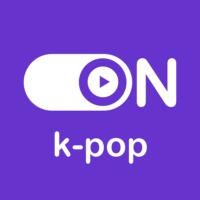 "Logo de la radio ""ON K-Pop"""