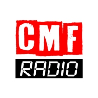 Logo of radio station CMF Radio