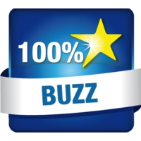 Logo of radio station Hit Radio - 100% BUZZ