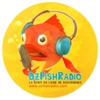 Logo of radio station dzfishradio