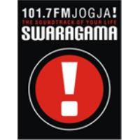 Logo of radio station Radio Swaragama 101.7