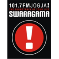 Logo of radio station Radio Swaragama 101.7