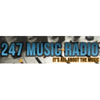 Logo of radio station 247 Music Radio