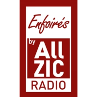 Logo of radio station Allzic Radio ENFOIRÉS