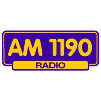 Logo of radio station AM 1190