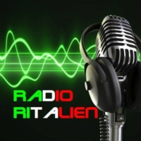 Logo of radio station Radio Ritalien