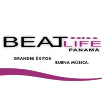 Logo of radio station BEAT LIFE PANAMÁ