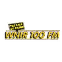 Logo of radio station WNIR 100 FM