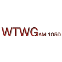 Logo of radio station WTWG