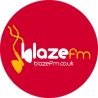 Logo of radio station Blaze FM - Community Internet Radio