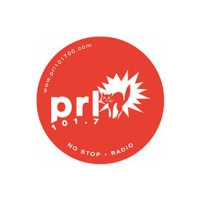 Logo of radio station PRL 101.7