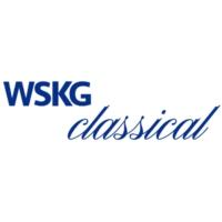 Logo of radio station WSKG Classical