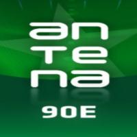 Logo de la radio Antena Zagreb 90s