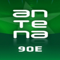Logo of radio station Antena Zagreb 90s