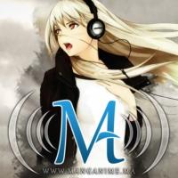 Logo de la radio Manganime