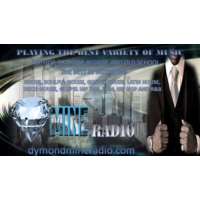 Logo of radio station DYMONDMINE RADIO